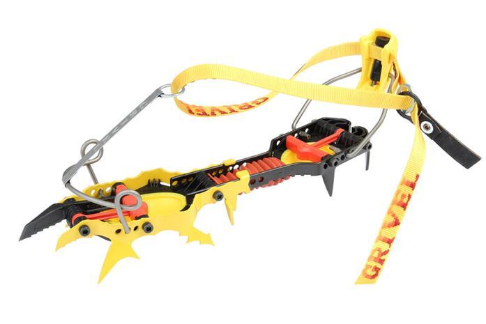 Grivel Rambo 4 Cramp-O-Matic