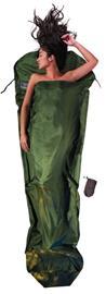 Cocoon MummyLiner Silk, dark olive green