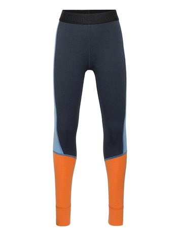 Peak Performance Junior Magic Long John Frosty Rose Outerwear Base Layers Sininen Peak Performance BLUE SHADOW