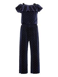 Lindex Jumpsuit Silvia Jumpsuit Haalari Sininen Lindex BLUE