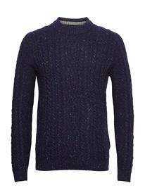 Esprit Casual Sweaters Neulepaita Pyöreä Kaula-aukko Sininen Esprit Casual NAVY 5