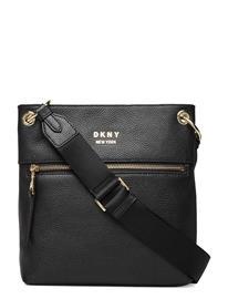 DKNY Bags Gregorio Tz Crossbod Bags Small Shoulder Bags - Crossbody Bags Musta DKNY Bags BLK/GOLD