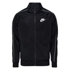 Nike Verryttelytakki NSW - Musta/Valkoinen