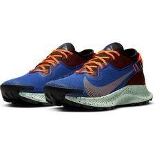 Nike Juoksukengät Pegasus Trail 2 Gore-Tex - Musta/Sininen