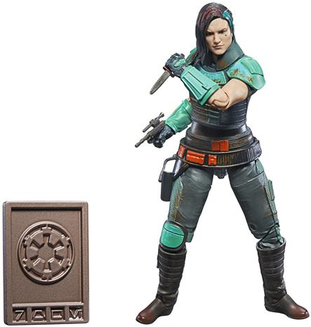 Star Wars - The Black Series - The Mandalorian Cara Dune - Action-figuuri - Unisex - Monivärinen