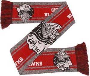 NHL - Chicago Blackhawks - Huivi isolla logolla - Huivi - Unisex - Monivärinen
