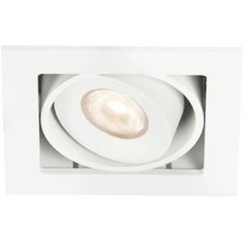 Hide-a-Lite Bright Eye G2 Box I Downlight-valaisin 6.8W, valkoinen 2700K