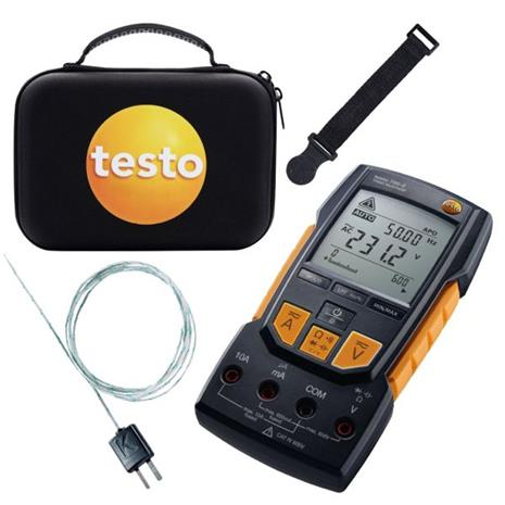 Testo 01807602 Yleismittaripaketti
