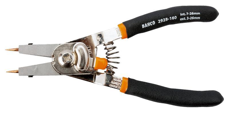 Pyöröpihdit Bahco 2928; 200 mm