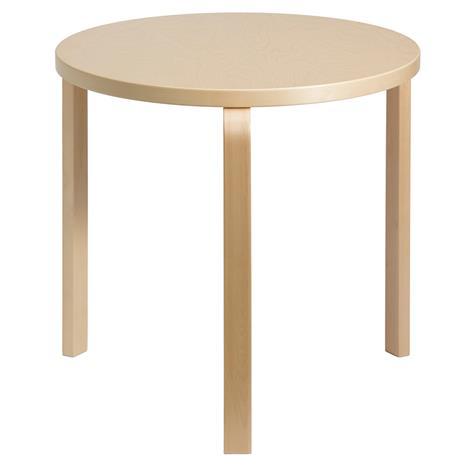 Artek Aalto pöytä 90B, koivu
