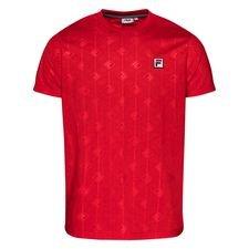 FILA T-paita Henio - Punainen