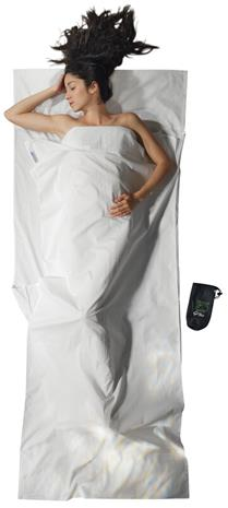 Cocoon TravelSheet cotton, off white