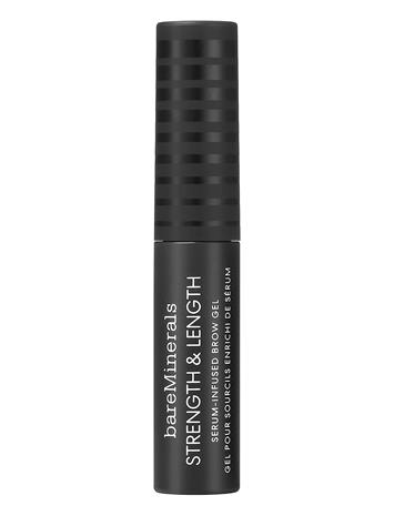 bareMinerals Strength & Length Serum Infused Brow Gel Ripsiväri Maskara Meikki Ruskea BareMinerals HONEY