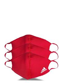 adidas Performance Face Cvr M/L Accessories Face Masks Punainen Adidas Performance POWRED