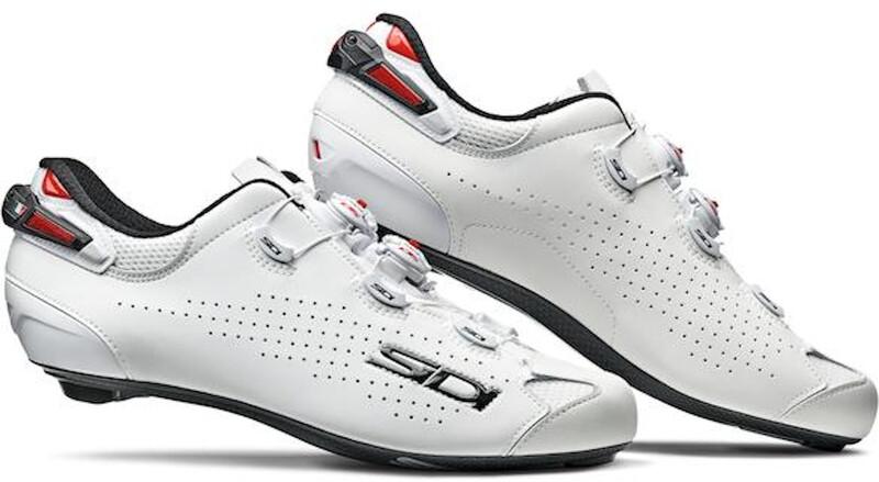 Sidi Shot 2 Shoes, white/white