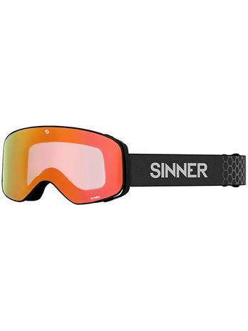 Sinner Olympia Goggle matte black