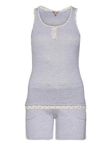 Decoy Decoy Shorts Set Pyjama Decoy MELANGE GR