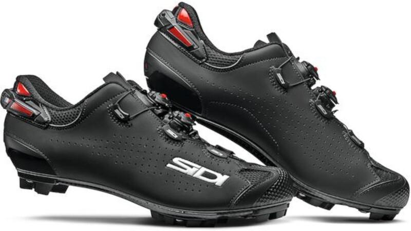 Sidi MTB Tiger 2 Shoes Men, black/black