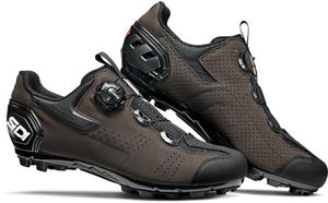 Sidi MTB Gravel Shoes Men, black/brown