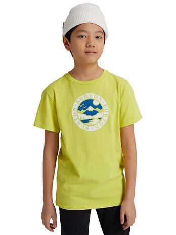 Burton Cole T-Shirt limeade Jätkät