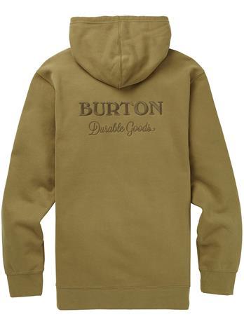 Burton Durable Goods Hoodie martini olive Miehet