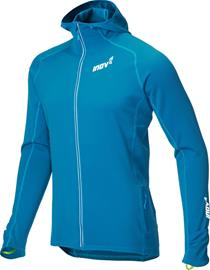inov-8 Technical Mid FZ Hoodie Men, blue