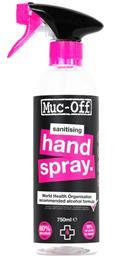 Muc-Off Antibacterial Hand Sanitising Spray 750ml