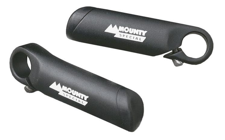 Mounty Power nousukahvat, black