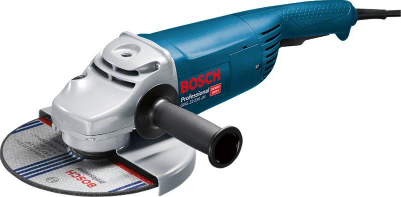 Bosch GWS 22-230 JH Professional (0601882M0A) 2200W, kulmahiomakone