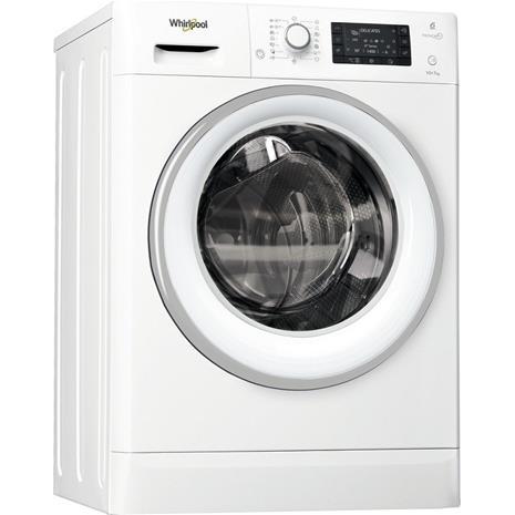 Whirlpool FWDD1071682WSVEUN, pyykinpesukone