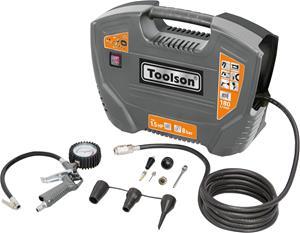 Toolson MK180 1100W, kompressori