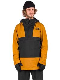 THE NORTH FACE Silvani Anorak timber tan / tnf black Miehet
