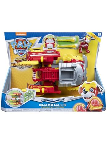 Ryhmä Hau (Paw Patrol), Marshall's Powered Up Firetruck