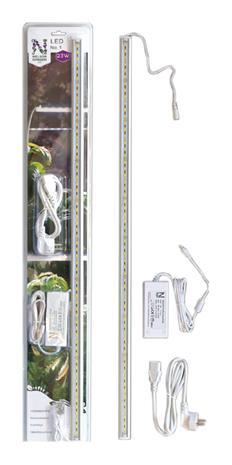 Kasvivalaisin Nelson Garden LED-lista 23W muuntajalla