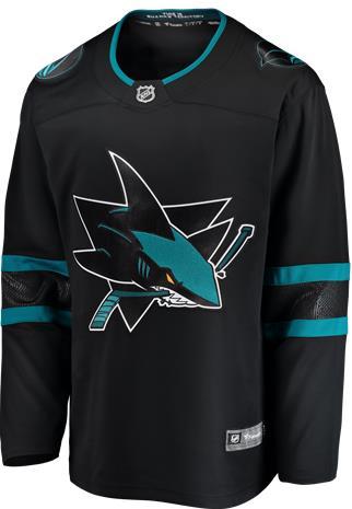 FANATICS Fanatics NHL-pelipaita replica Sharks