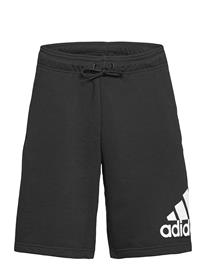 adidas Performance M Mh Bosshortft Shorts Casual Musta Adidas Performance BLACK/WHITE