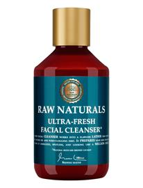 Raw Naturals Brewing Company Ultra Fresh Facial Cleanser Kasvojenpuhdistus Nude Raw Naturals Brewing Company CLEAR