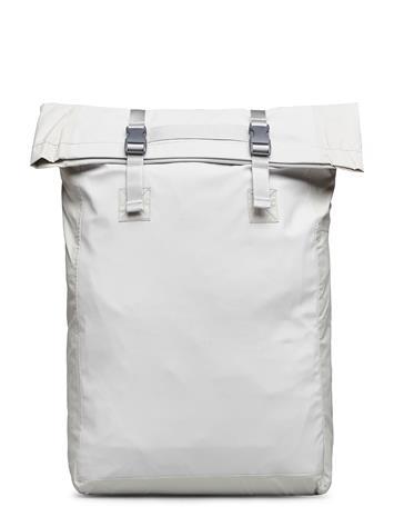 Didriksons Tote Galon Backpack Reppu Laukku Valkoinen Didriksons ALUMINUM