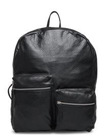 Still Nordic Flash Backpack Reppu Laukku Musta Still Nordic BLACK