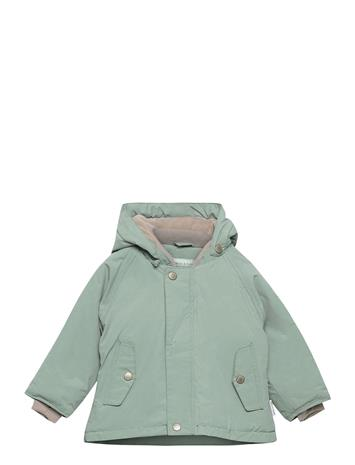 Mini A Ture Wally Jacket, M Toppatakki Vihreä Mini A Ture CHINOIS GREEN