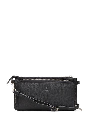 Adax Cormorano Combi Wallet Elna Bags Card Holders & Wallets Wallets Musta Adax BLACK