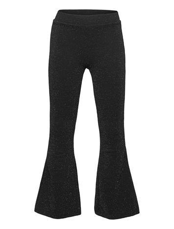 Lindex Leggings Flare Glamour Leggingsit Musta Lindex BLACK