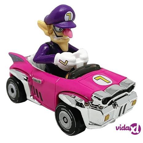 Hot Wheels Mario Kart - Waluigi Badwagon