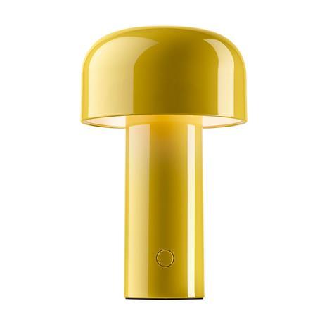 Flos Bellhop pöytävalaisin, keltainen