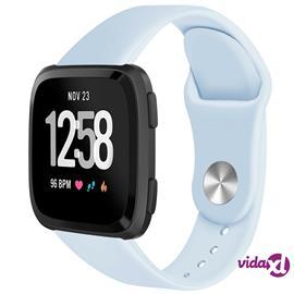 INF Fitbit Versa rannekoru - vaaleansininen - S