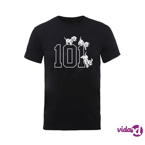Disney 101 Dalmatialista 101 Doggies T-Paita