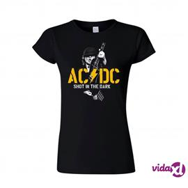 AC/DC PWR Shot in the Dark (lady) Naisten T-Paita