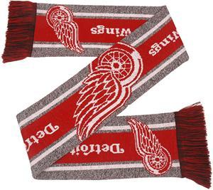 NHL - Detroit Red Wings - Huivi isolla logolla - Huivi - Unisex - Monivärinen
