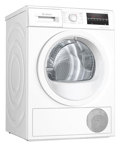 Bosch WTW87T8LSN, pyykinpesukone