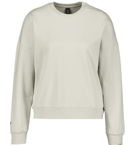 Soc W ESSENCE CREW SOFT BEIGE